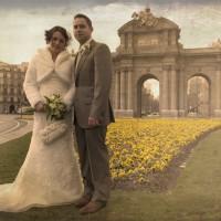 Paco y Gabriela – {Boda en Madrid el 14 de febrero de 2011}