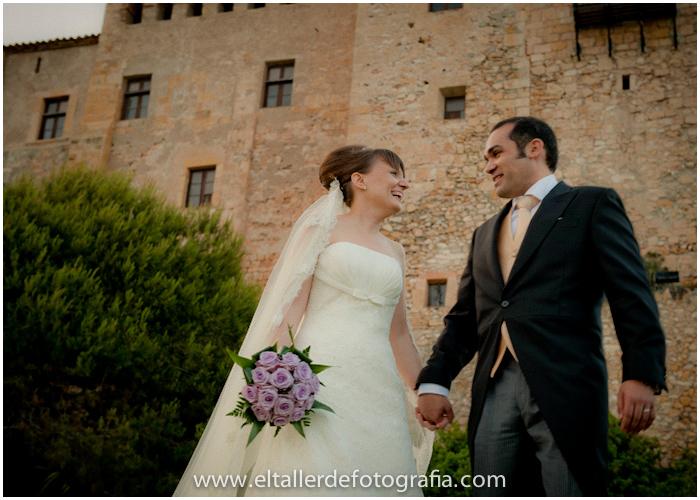 Matrimonio Jose Luis Repenning : Boda en el castillo de tamarit jose luis y eva