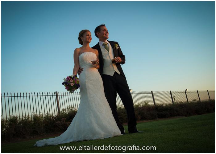 Fotografia de boda hotel barcelo finca la monta a bodas en for Finca la montana aranjuez precios