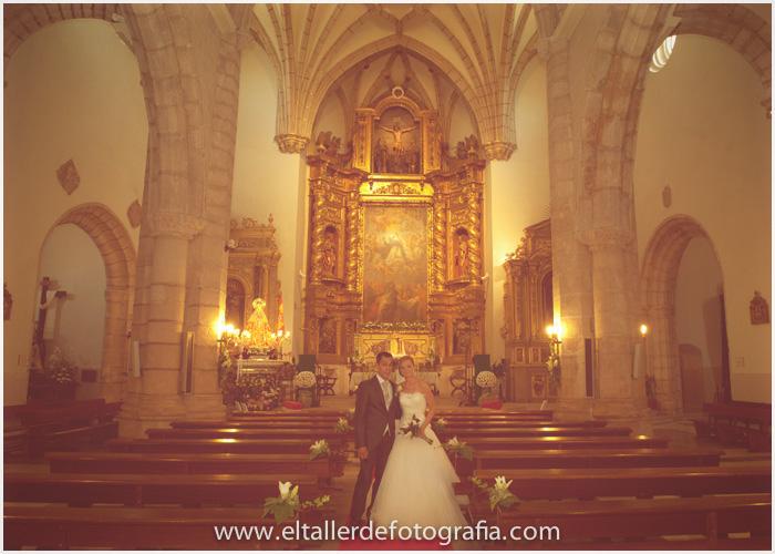 Iglesia de la Asuncion - Corral de Almager