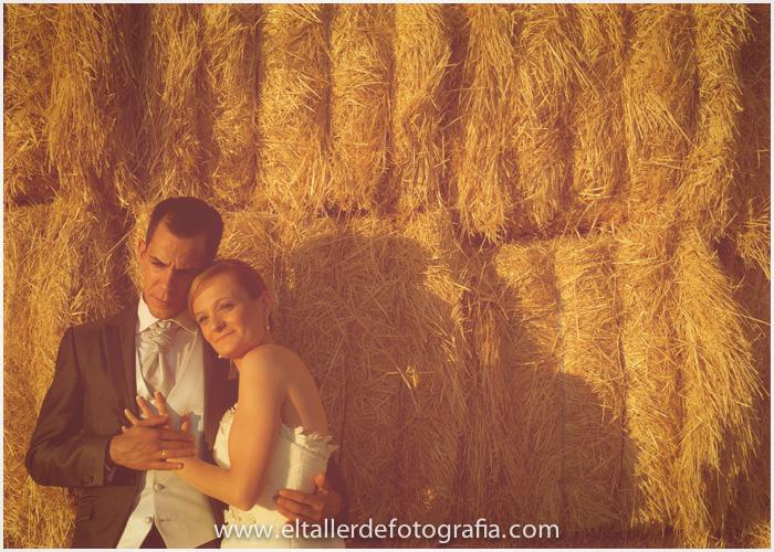 Fotografo de Bodas en Toledo - Corral de Almager