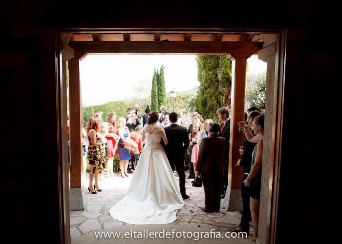 fotos de boda restaurante el pinal