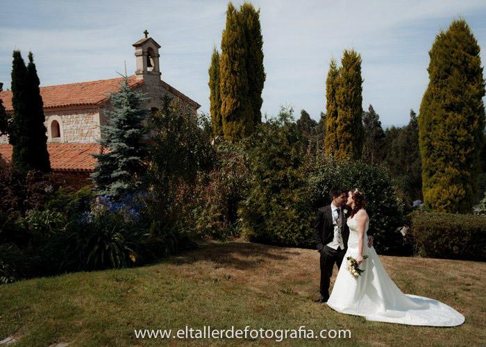Fotos de una boda en el restaurante El Pinal - Peon - Gijon