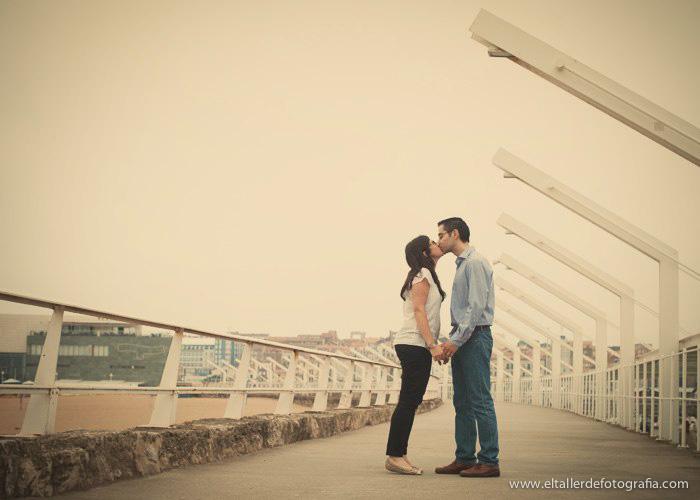 pre-boda en Gijon