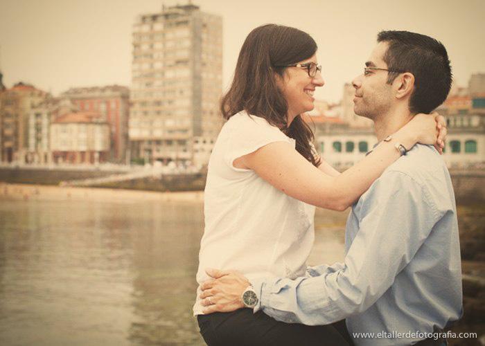 fotografo de pre boda en gijon