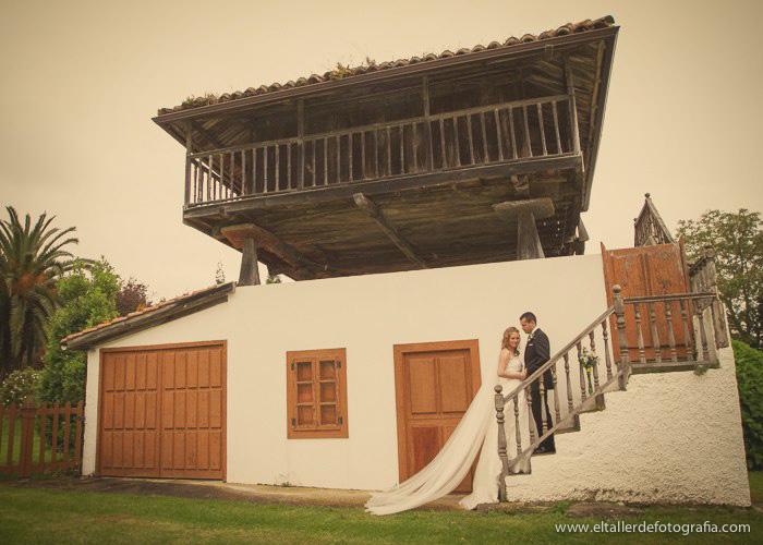 Fotos de boda en Asturias - Diego y Lorena - El Taller de Fotografia - Madrid-1030