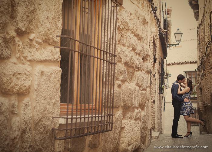 Fotos de preboda en Toledo - Jose e Ines - El Taller de Fotografia - Madrid-1001