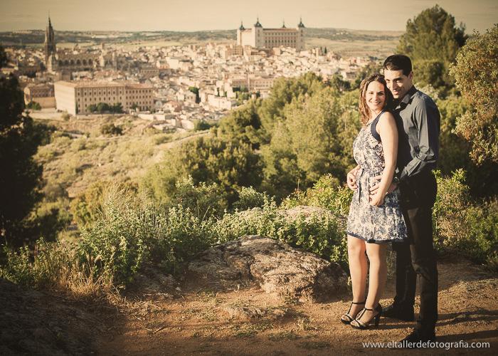 Fotos de pre-boda en Toledo - Jose e Ines - El Taller de Fotografia - Madrid-1014