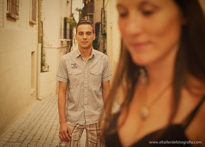 Pre-boda en Toledo - Fotografo de bodas - Alvaro y Carol - El Taller de Fotografia-1009