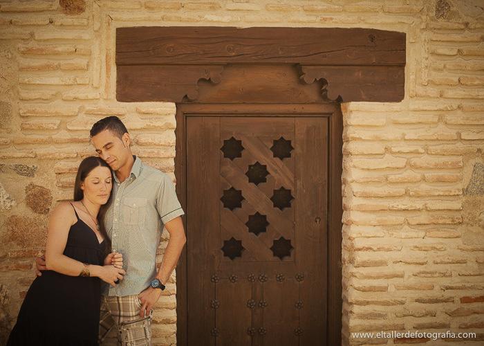 Pre-boda en Toledo - Fotografo de bodas - Alvaro y Carol - El Taller de Fotografia-1019