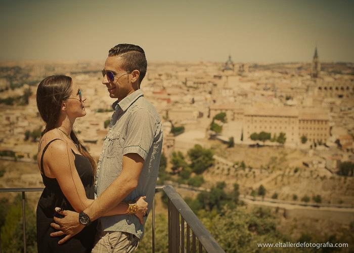 Pre-boda en Toledo - Fotografo de bodas - Alvaro y Carol - El Taller de Fotografia-1020
