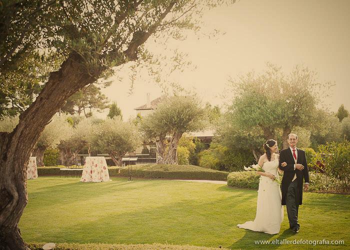 Boda en Aranjuez - Ivan y Laura - El Taller de Fotografia -1031