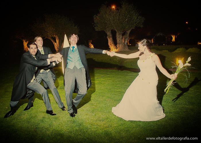 Boda en Aranjuez - Ivan y Laura - El Taller de Fotografia -1060