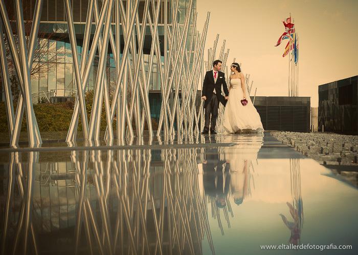 Posboda en Madrid - Ruben y Beatriz - El Taller de Fotografia -1011