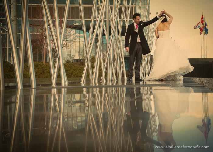 Posboda en Madrid - Ruben y Beatriz - El Taller de Fotografia -1012