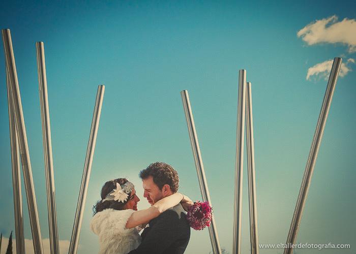 Posboda en Madrid - Ruben y Beatriz - El Taller de Fotografia -1014