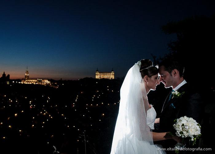 Boda en Toledo - Hotel Palacio de Buenavista - Edu y Lorena - El Taller de Fotografia -1003