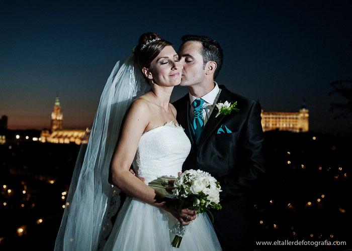 Boda en Toledo - Hotel Palacio de Buenavista - Edu y Lorena - El Taller de Fotografia -1004