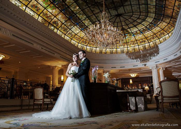 Boda en Toledo - Hotel Palacio de Buenavista - Edu y Lorena - El Taller de Fotografia -1005