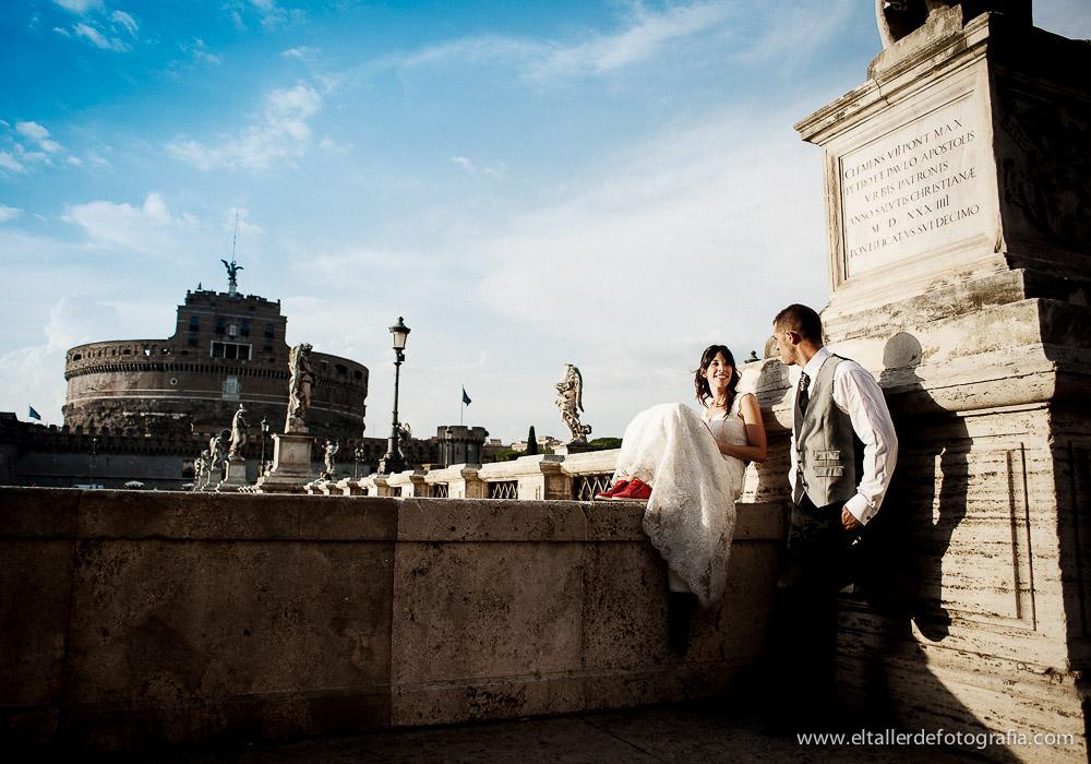 Posboda en Roma - Alberto y Myriam - El Taller de Fotografia -1002