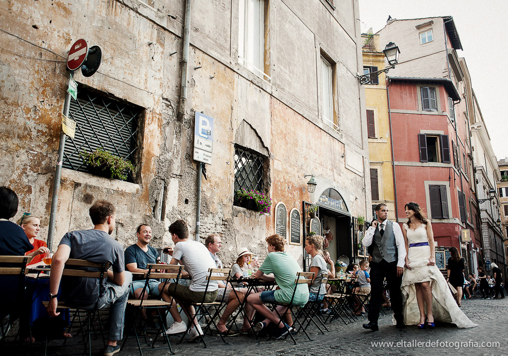 Posboda en Roma - Alberto y Myriam - El Taller de Fotografia -1003