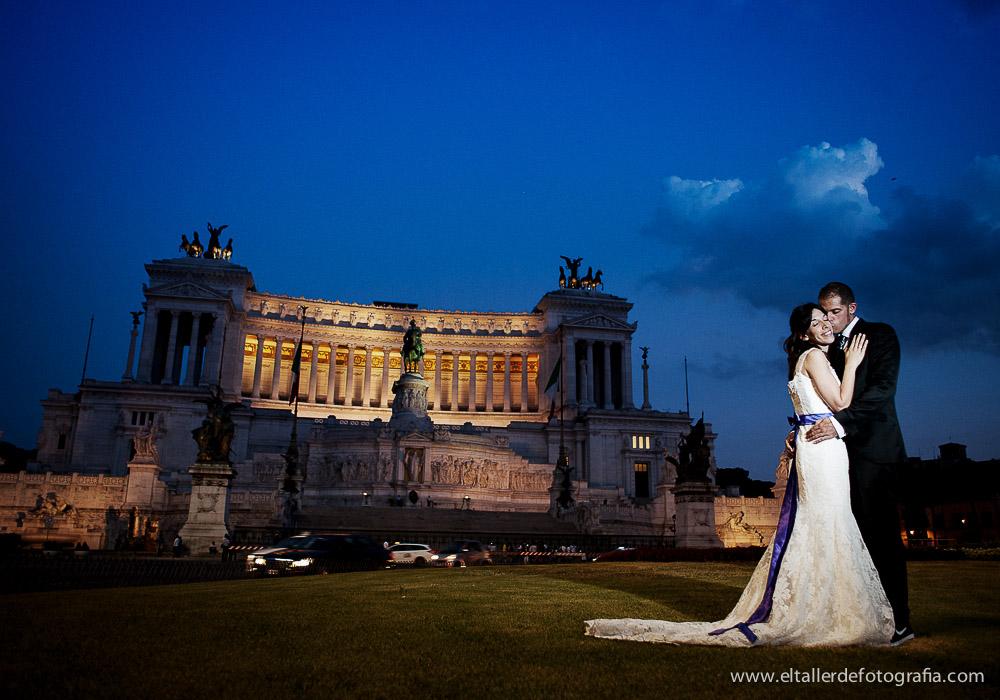 Posboda en Roma - Alberto y Myriam - El Taller de Fotografia -1007