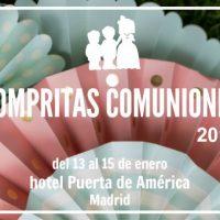 FERIA DE COMPRITAS COMUNIONES – 2017