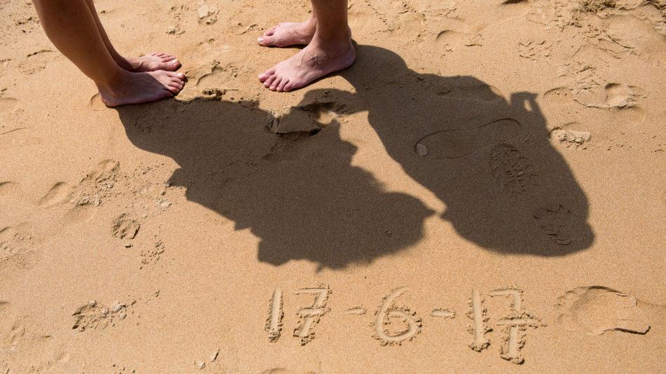 Preboda en la Playa de Conil de la Frontera en Cádiz