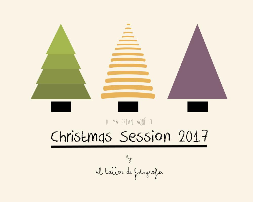 Cartel de las fotos de navidad 2017 para realizar christmas