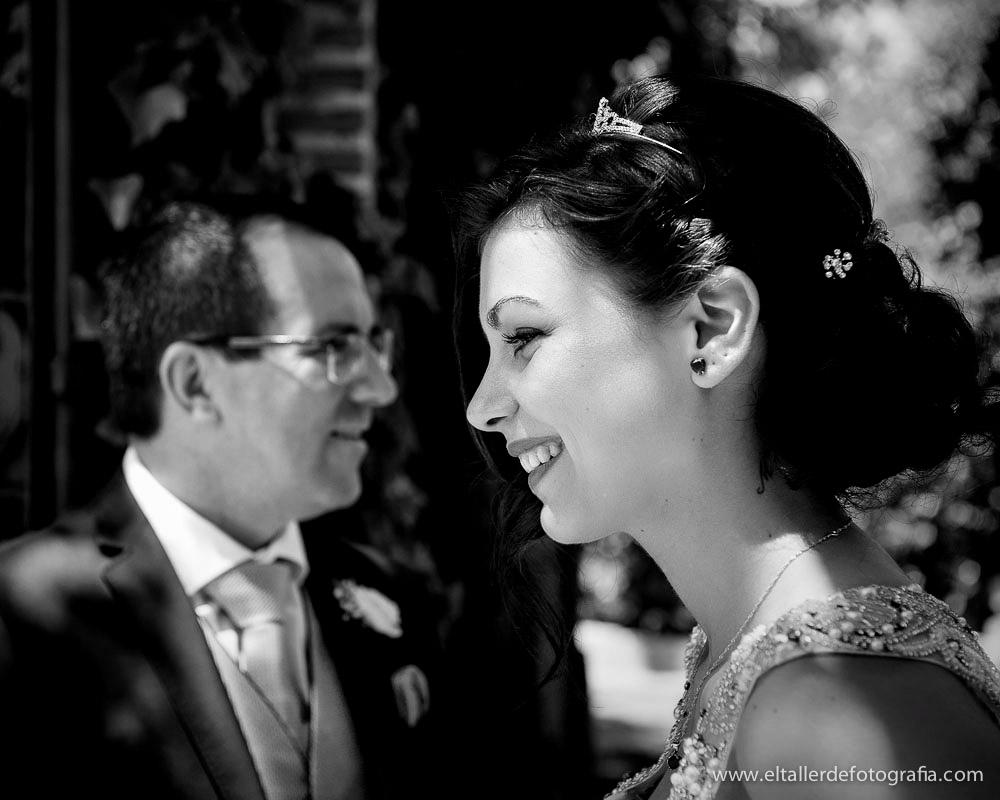 Fotografia de Boda - Detalle de la ceremonia civil en Alcalá de Henares - Madrid
