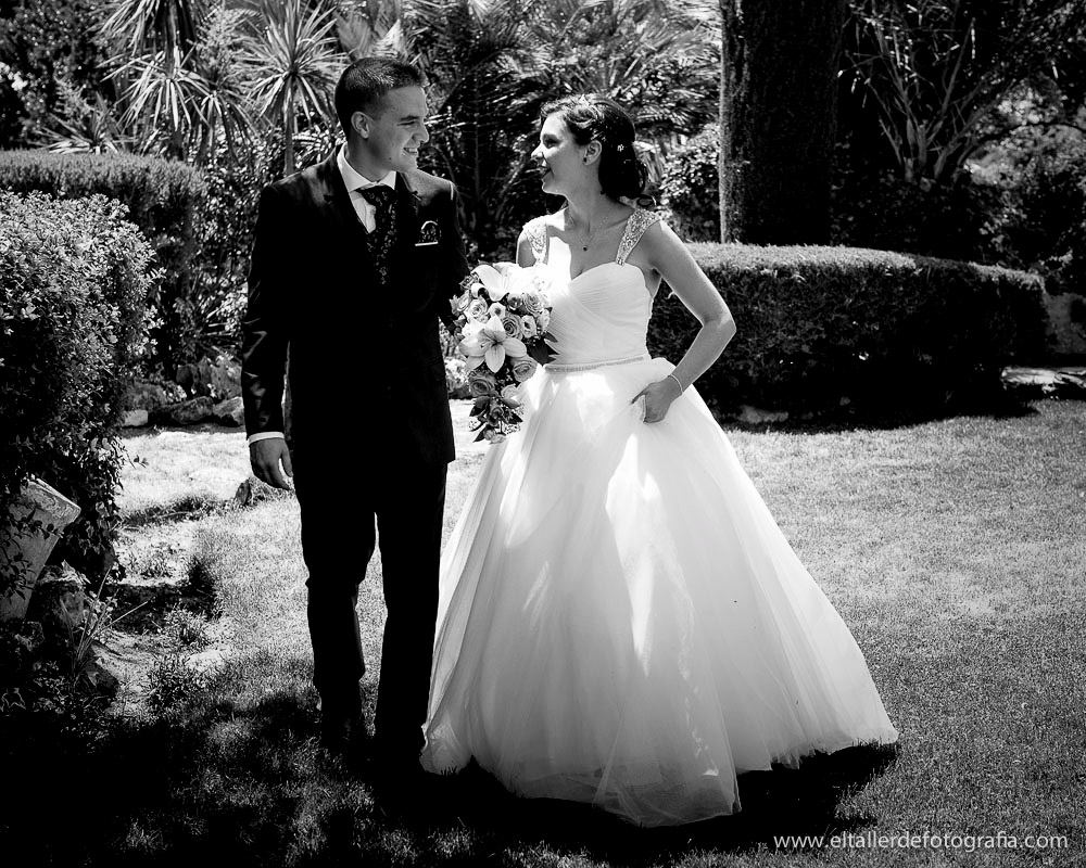 Fotografo de Bodas en Alcala de Henares - Reportaje de recien casados