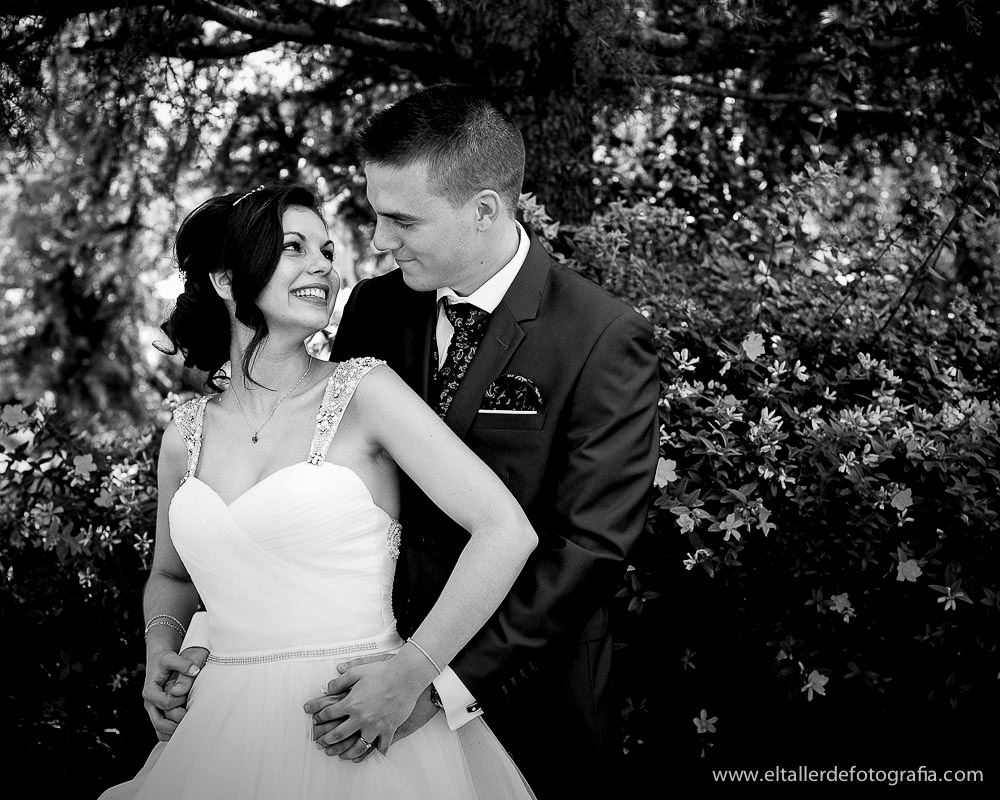 Fotografo de Bodas en Madrid y Alcala de Henares - Reportaje de recien casados
