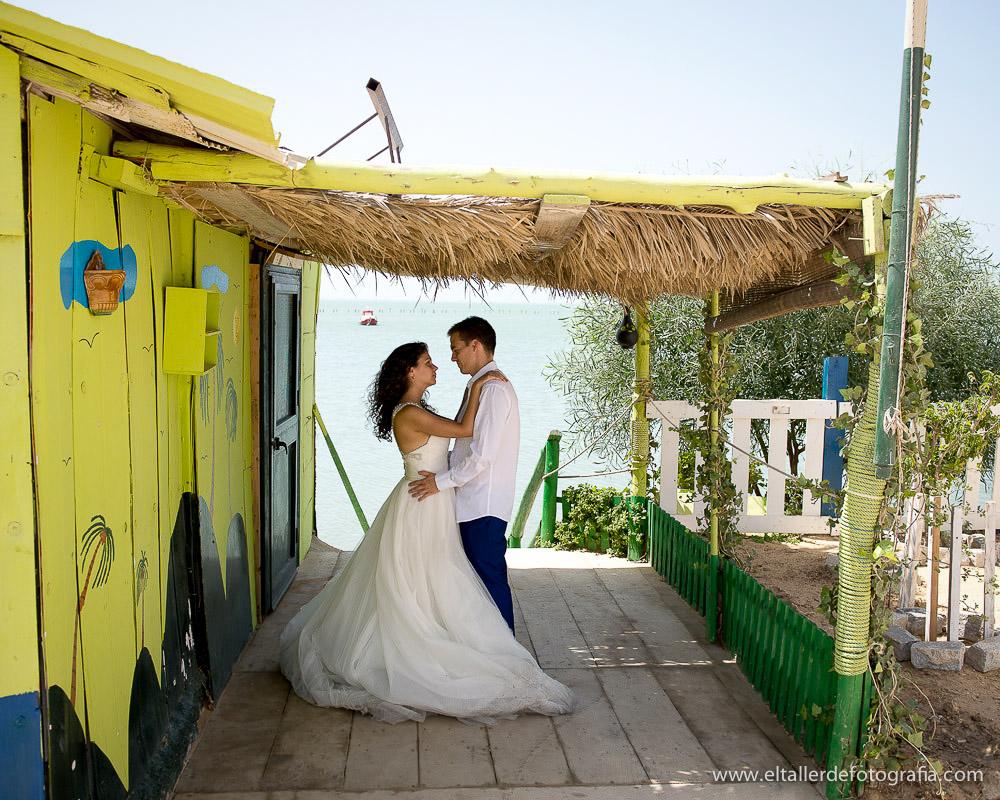 Fotos de posboda en Cadiz