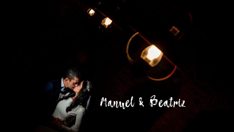 Reportaje de fotos de boda de Manuel y Beatriz en Almadén