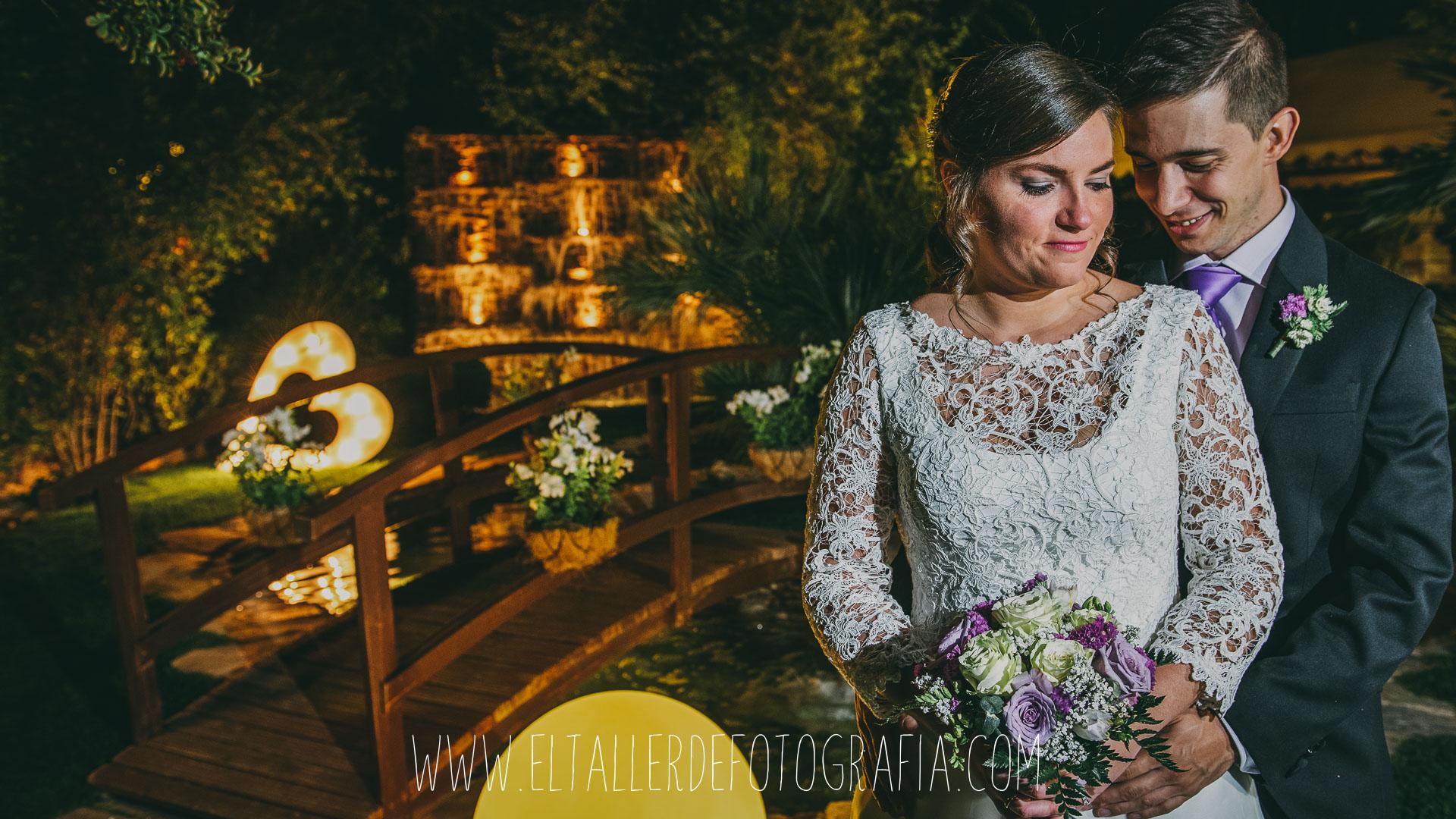 Reportaje de fotos de la boda Elena y Carlos en Fuentearcos